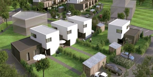 Lotissement, division et aménagements en ile de france de terrains à bâtir