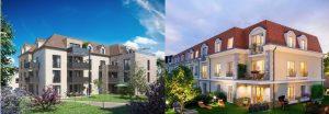 La Promotion Immobilière d'appartements et maisons dans les Yvelines 78.